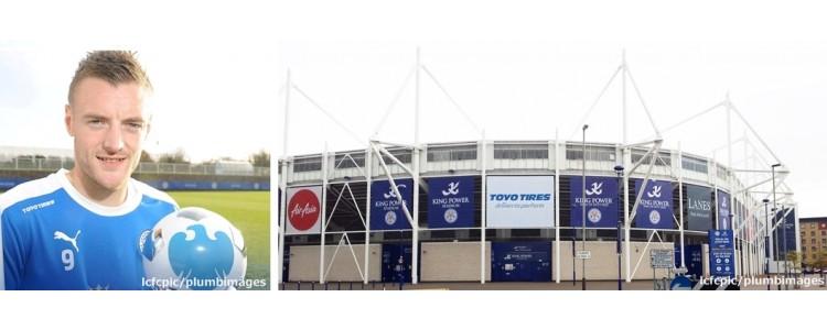 Lançamento do video comemorativo. Titulo de campeão do Leicester City